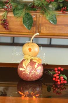 MB Gourds EVANGELINE SMALL LIT