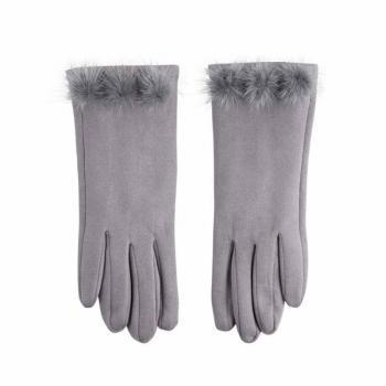 Mud Pie Suede Gloves