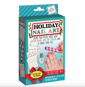 Holiday Nail Art Mini Kit
