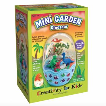 Mini Garden Craft Kit - Dinosaur