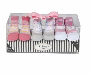 Trixie the Unicorn Sock Gift Set