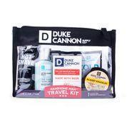 Duke Cannon  Handsome Man travel set