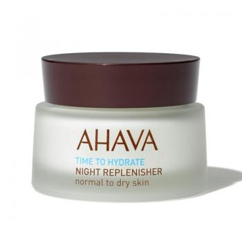 AHAVA - Time to Hydrate Night Replenisher Normal to Dry Skin 1.7 Oz.