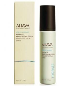 Ahava Essential Moisturizing Lotion