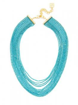 Dip-n-Dots Chain Necklace