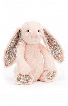 Jellycat Medium Blossom Blush Bunny Stuffed Animal
