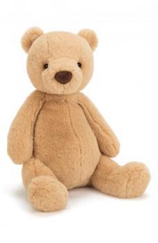 Jellycat Puffles Bear Stuffed Animal