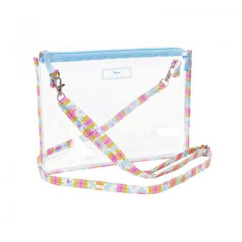 SCOUT Bags Crossbody Bag Clear Abby Gosh Yarn It