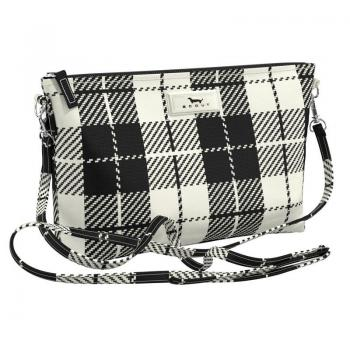 SCOUT Bags Crossbody Bag Moira Plaid Habit
