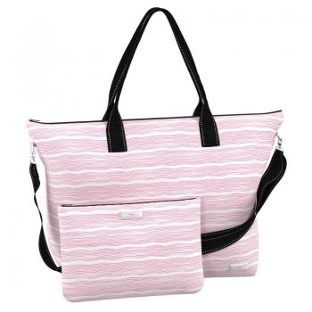SCOUT Bags Foldable Travel Bag Overpacker Wavy Love