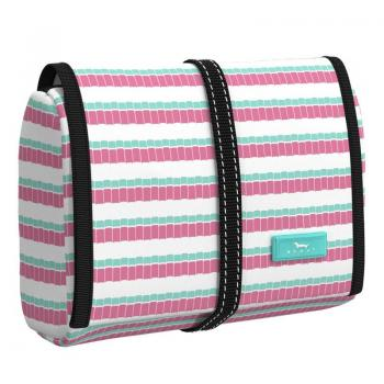 SCOUT Bags Hanging Toiletry Bag Beauty Burrito Chicklets