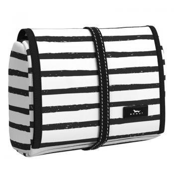 SCOUT Bags Hanging Toiletry Bag Beauty Burrito Double Stuff