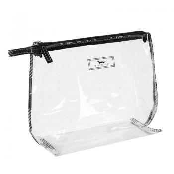 SCOUT Bags Pouch in the Clear Plaid Habit