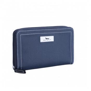 SCOUT Bags Zip Wallet Blake Denim