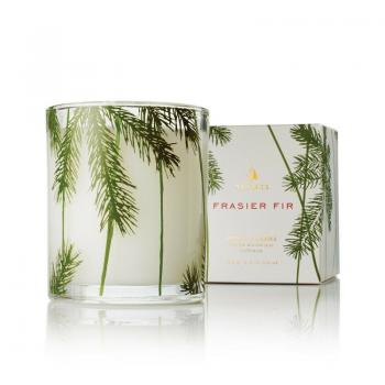 Thymes Frasier Fir Pine Needle Aromatic Candle