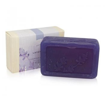 Thymes Lavender Luxurious Bath Soap 190g/6.8oz