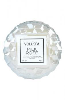 Voluspa Roses Macaron Candle, Size 1.8 Oz - Blue