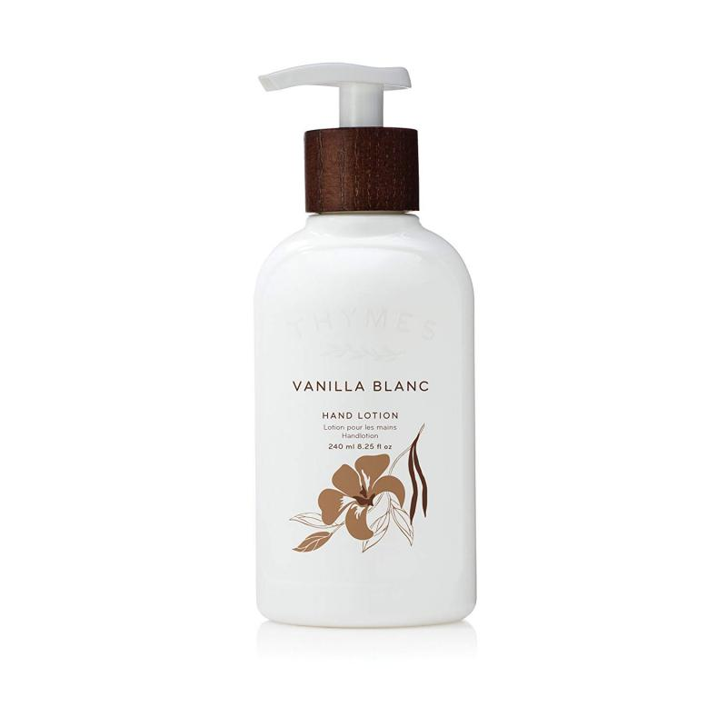 Thymes Vanilla Blanc Hand Lotion 240ml
