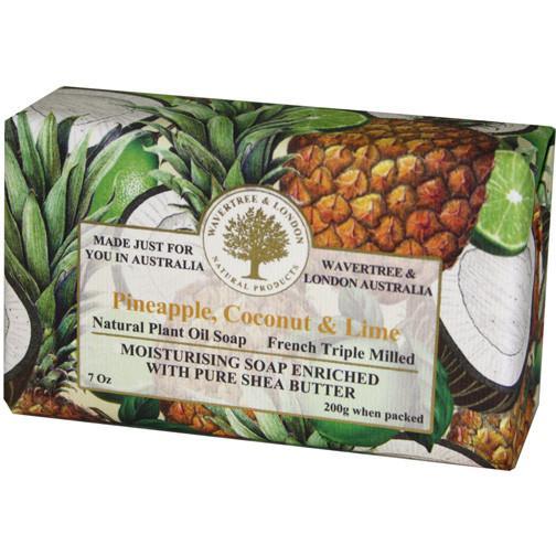Wavertree Pineapple, Coconut, Lime