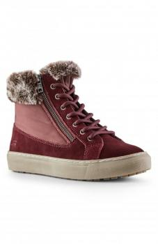 Women's Dubliner Polar Plush Booties