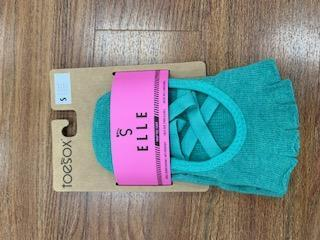 Half Toe Grip Sock