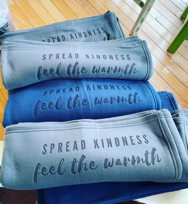Spread Kindness Blanket