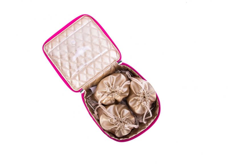 Hidden Gem - Traveling Jewelry Case