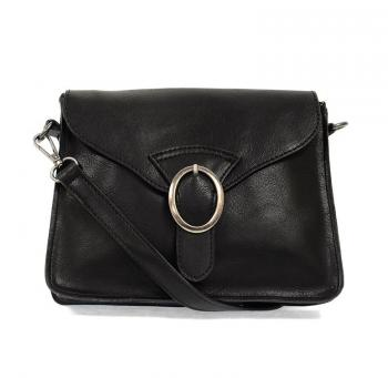 Convertible Buckle Handbag