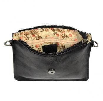 Convertible Buckle Handbag