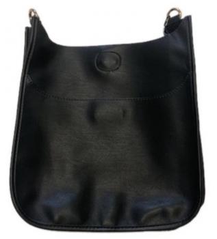 Large Vegan Leather Messanger Bag