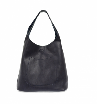 Midnight Molly Slouchy Hobo Handbag