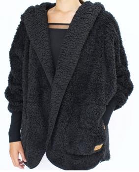 Oversized Fuzzy Jackets