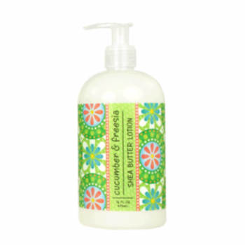 Cucumber & Freesia Pampering Products