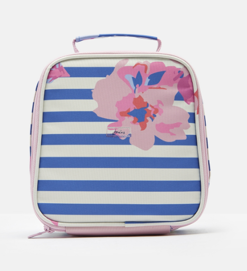 Blue Flower Munch Bag