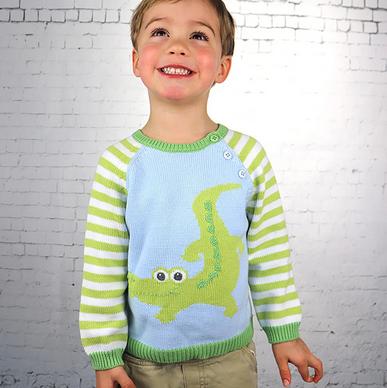 Alligator Sweater