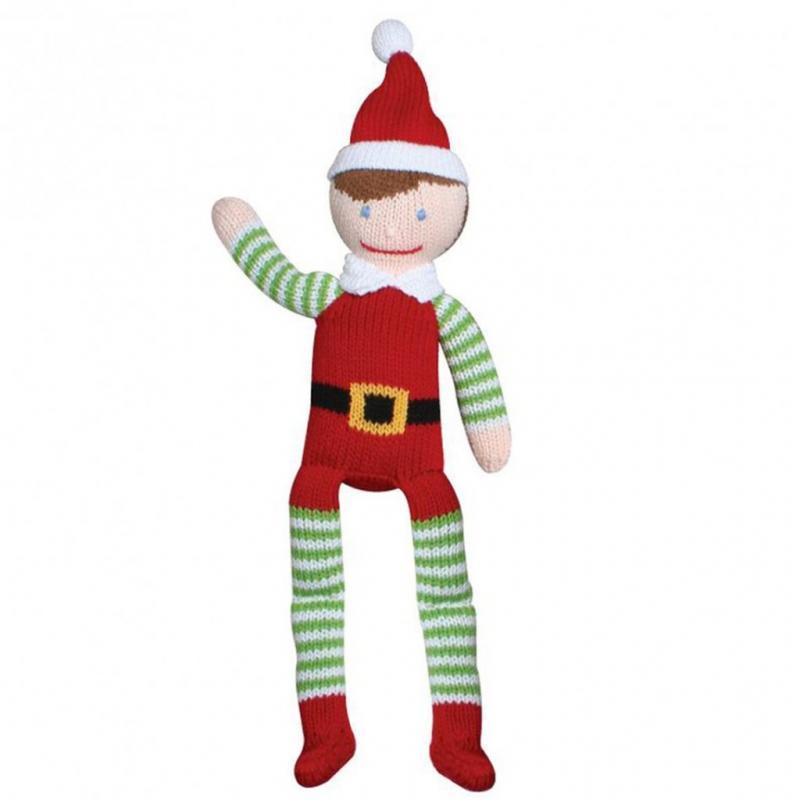 Elf Boy Rattle
