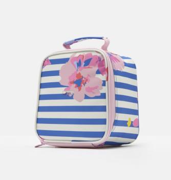 Blue Flower Munch Bag