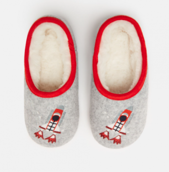Joules Rocket Slippers