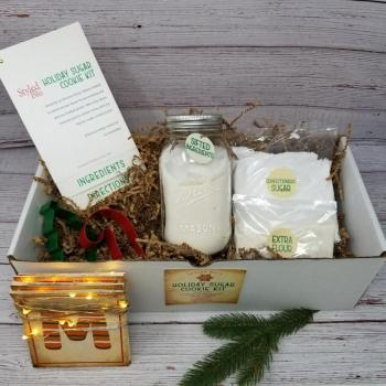 DIY Holiday Sugar Cookie Kit