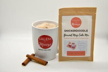 Snickerdoodle Mug Cake Mix - Nut Free, Egg Free, Soy Free
