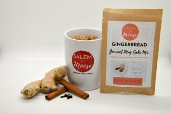 Gingerbread Mug Cake Mix - Nut Free, Soy Free