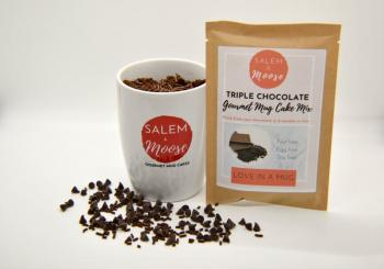 Triple Chocolate Mug Cake Mix - Nut Free, Egg Free, Soy Free