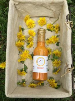 Artisan Hot Sauce - Available in Mild, Hot & Super Duper Hot - 5 oz Bottle