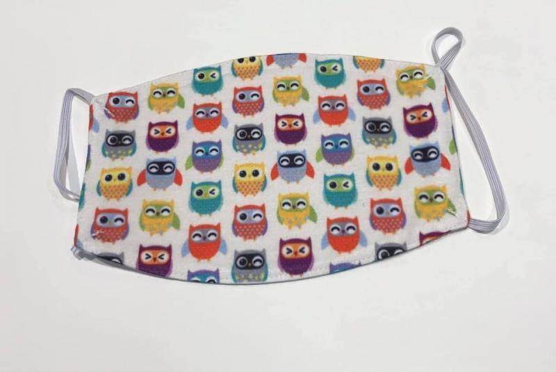 Owls - Facemasks
