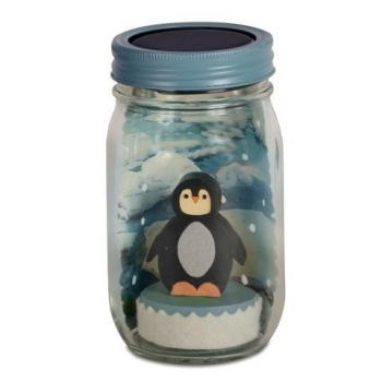 Solar Powered Nightlight - Penguin