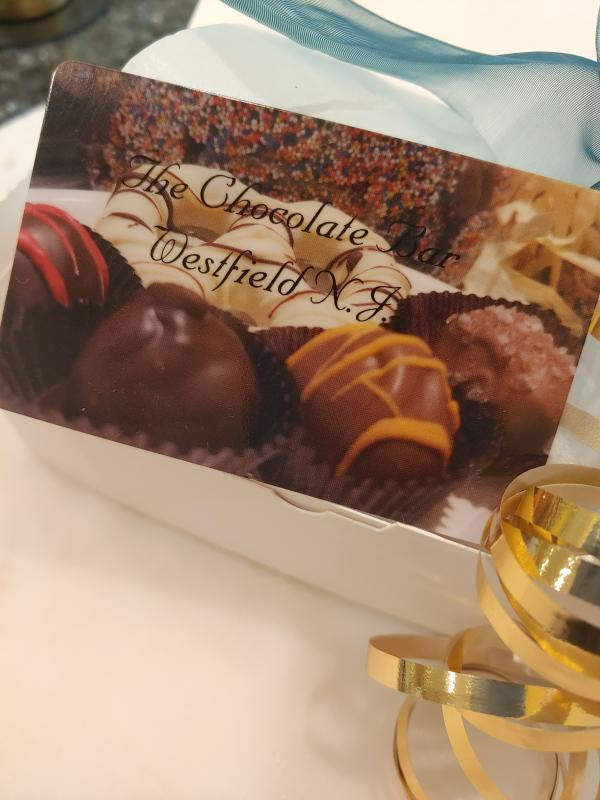 The Chocolate Bar Gift Card