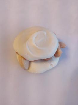 White Chocolate Cashew Turtle