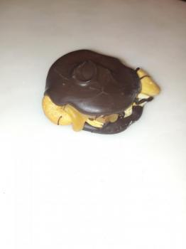Dark Chocolate Cashew Turtle