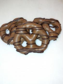Milk Chocolate Pretzel
