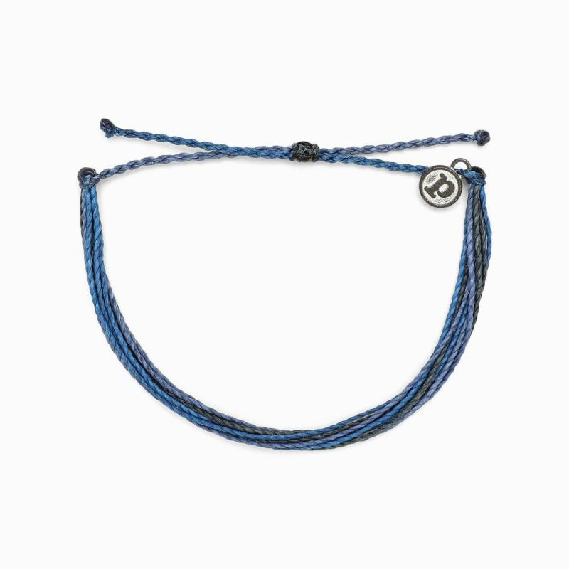 Pura Vida Deep Blue Sea Original Bracelet